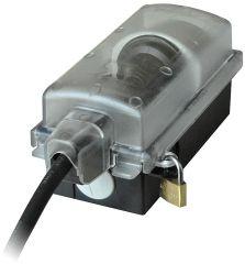 Abschließbare Außensteckdose für gerade Stecker, 230V/16A