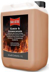 Ballistol Kamin-, Ofen- & Grillreiniger BALLISTOL Kamofix, 5 Liter Kanister