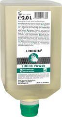 Lordin Handwaschpaste Liquid Power, Varioflasche a 2 Liter