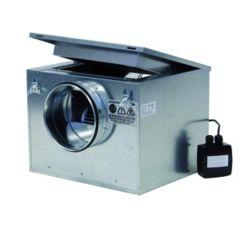 S&P Schallgedämmte Lüftungsbox CAB-250N - 5113216500