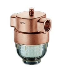 Oventrop-Wasserfilter Aquanova Compact m.IG DN25 1 PN16 100-120 my Ms