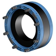 Curaflex Nova Uno DN 200 f.132,0 mm bis 135,0 mm