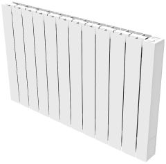 AEG Aluminium-Heizkörper Elektrisch eBlitz Wi-Fi, 1800 Watt,